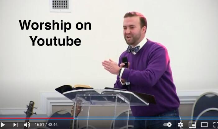 Sermons on Youtube