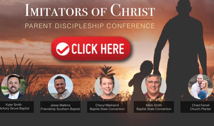 Parent Discipleship Conference